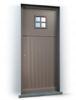 Anaf Products nv - Voordeur cottage stijl - Ref. coventry square rustique