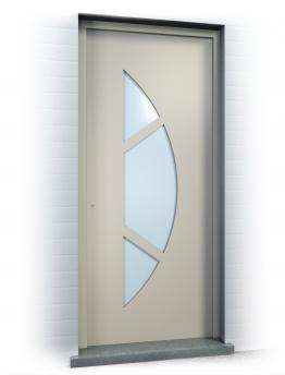 Anaf Products nv - Porte style design - Ref. Eclipse large 330