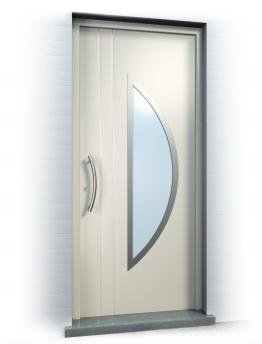 Anaf Products nv - Porte style design - Ref. elevation 100