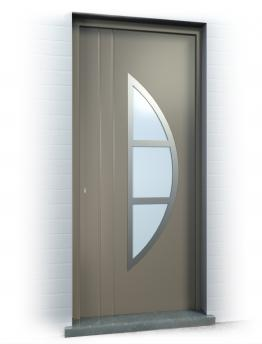Anaf Products nv - Porte style design - Ref. elevation 110