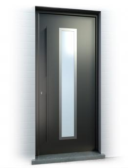 Anaf Products nv - Voordeur design stijl - Ref. Orbit 110