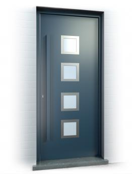 Anaf Products nv - Porte style design - Ref. ultima